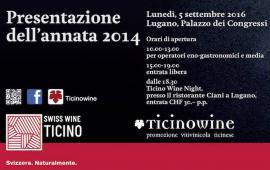 Swiss Wine Ticino Event