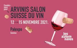 Arvinis, l'incontournable salon de dégustation des vins suisses et étrangers