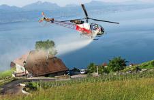 Swisswine Vaud Lavaux Helico Traitement Lait Maigre