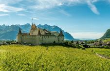 Château d'Aigle ©iStock