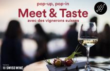 Pop-up store winemaker Zurich