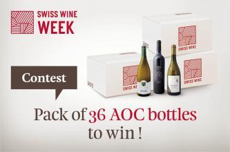 2016 Swiss Wine Week Contest