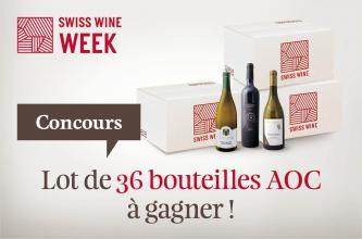 Semaine du vin suisse concours