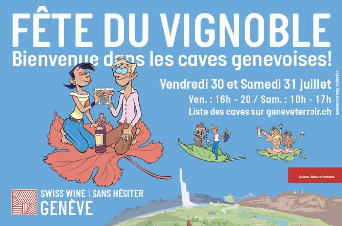 Fête du vignoble Genève