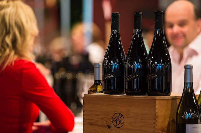 Ouverture du salon du vin de b le 2017 swiss wine for Salon du vin reims 2017