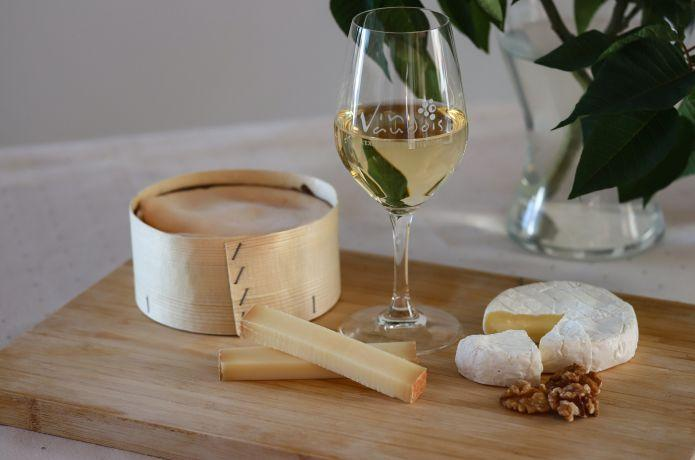 Accord mets et vins / fromage et Chasselas