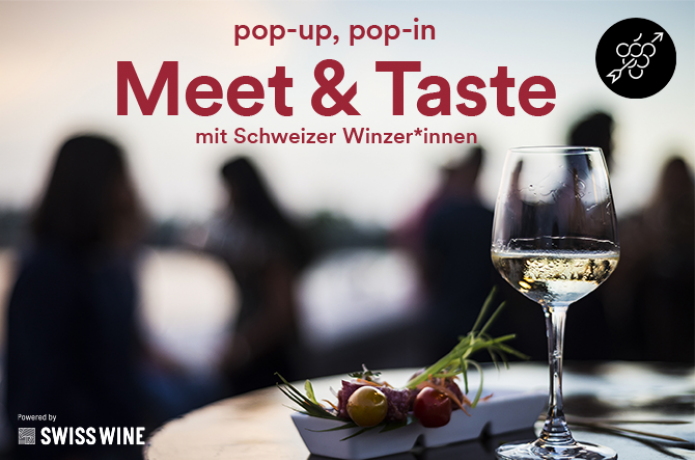 Pop-up store winemaker Zürich