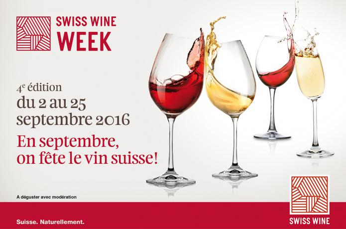Swiss Wine Week 2016